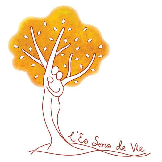 Logo association L'Es-sens de vie